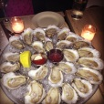 If life is your oyster, and oysters are for happy hour, then life is happy hour. #justsayin
