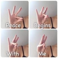 peacebegins
