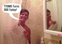 cold shower challenge300
