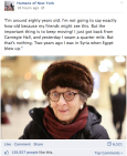 Humans of New York 126,927 likes 6,521 shares