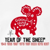 Chinese-New-Year-of-The-Sheep-Ram-Goat